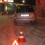 В Кирове Nissan сбил 15-летнюю девушку: подросток переходила проезжую часть по пешеходному переходу