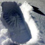 В Подосиновском районе вора вычислили по следам на снегу