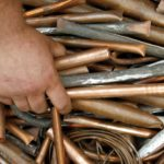 В Зуевке злоумышленники попытались украсть «цветмет» из пункта приема металла