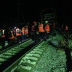 Движение поездов на участке Макуха – Лунданка в Кировской области полностью восстановлено