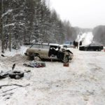 В страшном ДТП в Верхошижемском районе погибли три человека: еще трое получили травмы