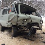 В Верхошижемском районе столкнулись УАЗ и «Шевроле Нива»: три человека госпитализированы