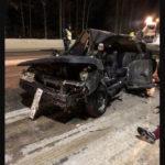 В страшной аварии в Юрьянском районе погибли двое молодых людей