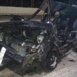 В УМВД сообщили подробности ДТП в Юрьянском районе: в результате наезда «ВАЗа» на «Камаз» погибли два человека, еще двое госпитализированы