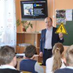 Специалисты Кировэнерго продолжают напоминать о правилах электробезопасности юным жителям региона