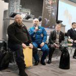 Космонавт Олег Артемьев предложил запустить в космос кировский наноспутник