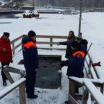 В муниципальных образованиях Кировской области подготовлены 42 официальные купели на водоемах