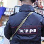 В Лузе задержан подозреваемый в покушении на кражу из магазина