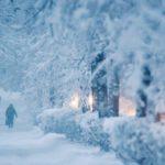 До конца недели в Кировской области обещают похолодание до -29 °C