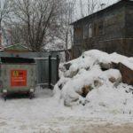 Жители Кировской области массово жалуются на исчезнувшие мусорные контейнеры