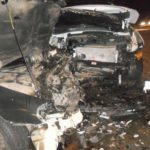 В Кирове пьяный бесправник на «Форде» столкнулся с «Киа Соренто»: три человека получили травмы