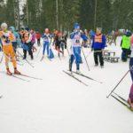 В Кировской области стартовал третий этап Кубка России по лыжным гонкам