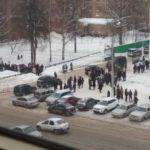 Причиной массовой эвакуации людей в Кирове стали анонимные письма с угрозами