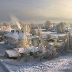 Через неделю синоптики прогнозируют похолодание до -29 градусов