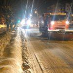 За заваленные снегом второстепенные улицы и тротуары Кирова подрядчики получили штрафы