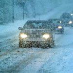 ГИБДД предупреждает водителей о сильных снегопадах в Кировской области