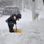 На Кировскую область надвигается сильный снегопад