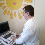 В семи районах Кировской области появились современные аппараты УЗИ для обследования детей