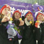 Кировчанка завоевала «золото» на первенстве мира по прыжкам с трамплина