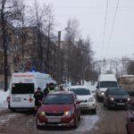 В Кирове иномарка сбила 18-летнюю девушку на пешеходном переходе
