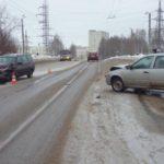 В ДТП на Октябрьском проспекте города Кирова пострадал 8-летний ребенок
