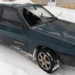 В Лузском районе 19-летний бесправник насмерть сбил женщину