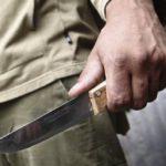 Житель Кирова угрожал убийством бывшей жене: в ходе конфликта мужчина запустил нож в сторону экс-супруги