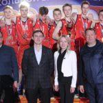 Лучшими юными баскетболистами Кировской области стали школьники из Кирса