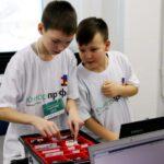 В «Кванториуме» Омутнинска стартовал региональный чемпионат «ЮниорПрофи»
