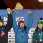 Кировская спортсменка стала победительницей Кубка мира по ледолазанию