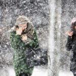 В Кировской области объявили метеопредупреждение: ожидается усиление ветра, мокрый снег