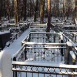 В Омутнинском районе на кладбище обнаружили десятки неучтенных захоронений