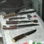 В Кирове задержали продавца холодного оружия