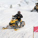 В Орлове пройдет первенство страны по снегоходному кроссу