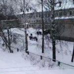 В Кирово-Чепецке из-за перцового баллончика эвакуировали школу