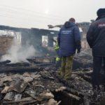 Следком: Жертвами пожара в Пижанском районе стали три человека