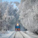 В Зуевском районе мужчина попал под поезд