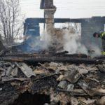 Пожар в Пижанском районе, на котором погибли три человека, умышленно устроил 19-летний местный житель