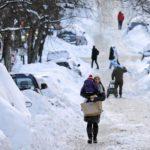 На неделе в Кировской области ожидается снег и температура воздуха от 0° до -15°С