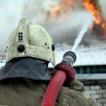 В Даровском на пожаре в двухквартирном доме погиб 23-летний молодой человек