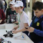 В Кирове прошел фестиваль по робототехнике «РоботоБУМ»