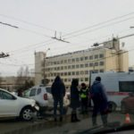В Кирове произошли две аварии с участием автомобилей «скорой помощи»