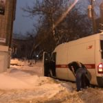 «Скорые» в Кирове не могут попасть к пациентам из-за нечищеных дворов