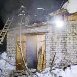 В Богородском районе работник фермы спас от пожара 169 телят