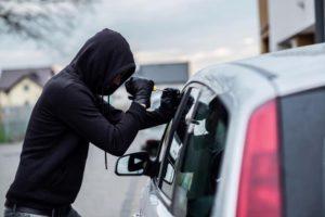 В Вятскополянском районе задержан угонщик автомобилей
