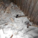 В Шабалинском районе рабочий зарубил спящего коллегу топором