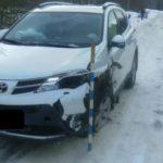 В Верхнекамском районе столкнулись «ЗАЗ Шанс» и «Тойота»: пострадали два человека
