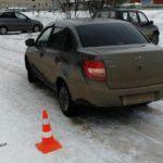 В Оричах водитель «Лады Гранты» сбил пешехода