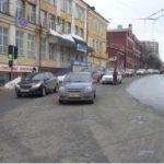 В Кирове водитель «Шевроле» сбил 72-летнего мужчину