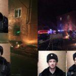В Кирове сотрудники Росгвардии спасли из огня женщину с двумя детьми